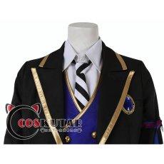 画像10: ツイステッドワンダーランド ツイステ 制服 ルーク・ハント コスプレ衣装 (10)