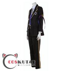 画像4: ツイステッドワンダーランド ツイステ 制服 ルーク・ハント コスプレ衣装 (4)