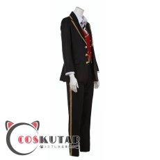 画像3: ツイステッドワンダーランド ツイステ 制服 エース・トラッポラ コスプレ衣装 (3)