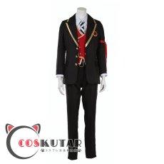 画像2: ツイステッドワンダーランド ツイステ 制服 デュース・スペード コスプレ衣装 (2)