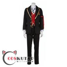 画像2: ツイステッドワンダーランド ツイステ 制服 エース・トラッポラ コスプレ衣装 (2)
