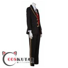 画像3: ツイステッドワンダーランド ツイステ 制服 デュース・スペード コスプレ衣装 (3)