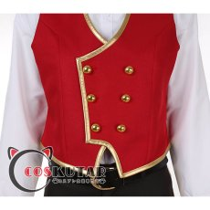 画像12: ツイステッドワンダーランド ツイステ 制服 エース・トラッポラ コスプレ衣装 (12)