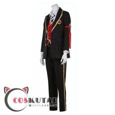 画像4: ツイステッドワンダーランド ツイステ 制服 エース・トラッポラ コスプレ衣装 (4)