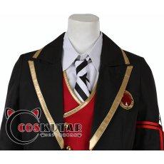 画像9: ツイステッドワンダーランド ツイステ 制服 エース・トラッポラ コスプレ衣装 (9)