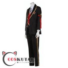 画像4: ツイステッドワンダーランド ツイステ 制服 デュース・スペード コスプレ衣装 (4)