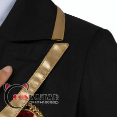 画像11: ツイステッドワンダーランド ツイステ 制服 リドル・ローズハート コスプレ衣装 6月17日より修正 (11)