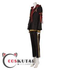 画像3: ツイステッドワンダーランド ツイステ 制服 ジャミル・バイパー コスプレ衣装 (3)