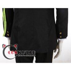 画像13: ツイステッドワンダーランド ツイステ 制服 シルバー コスプレ衣装 (13)