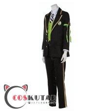 画像3: ツイステッドワンダーランド ツイステ 制服 シルバー コスプレ衣装 (3)