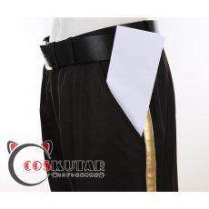 画像15: ツイステッドワンダーランド ツイステ 制服 シルバー コスプレ衣装 (15)