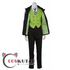 画像2: ツイステッドワンダーランド ツイステ 制服 シルバー コスプレ衣装 (2)