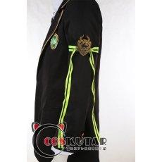画像12: ツイステッドワンダーランド ツイステ 制服 シルバー コスプレ衣装 (12)