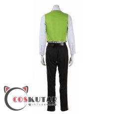 画像6: ツイステッドワンダーランド ツイステ 制服 シルバー コスプレ衣装 (6)
