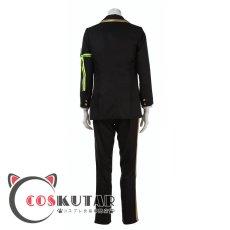 画像4: ツイステッドワンダーランド ツイステ 制服 シルバー コスプレ衣装 (4)