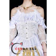 画像4: 第五人格 identityV レディ・ベラ 血の女王 マリー コスプレ衣装 (4)