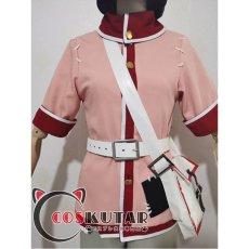 画像6: 第五人格 IdentityV 風格のピンク ポストマン コスプレ衣装 (6)