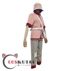 画像3: 第五人格 IdentityV 風格のピンク ポストマン コスプレ衣装 (3)