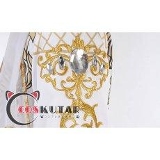 画像8: ツイステッドワンダーランド ツイステ ガラクチュール レオナ・キングスカラー コスプレ衣装 (8)