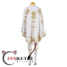 画像5: ツイステッドワンダーランド ツイステ ガラクチュール レオナ・キングスカラー コスプレ衣装 (5)