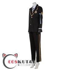画像3: ツイステッドワンダーランド ツイステ 制服 アズール・アーシェングロット コスプレ衣装 (3)
