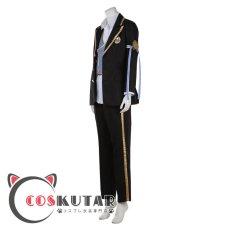 画像2: ツイステッドワンダーランド ツイステ 制服 フロイド・リーチ コスプレ衣装 (2)