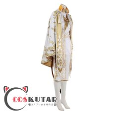 画像3: ツイステッドワンダーランド ツイステ ガラクチュール レオナ・キングスカラー コスプレ衣装 (3)