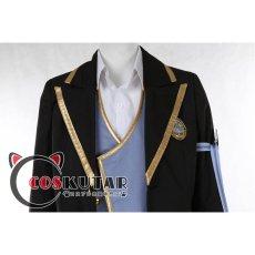 画像7: ツイステッドワンダーランド ツイステ 制服 フロイド・リーチ コスプレ衣装 (7)