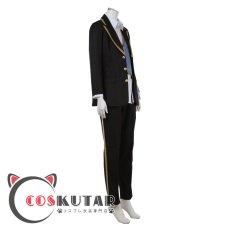 画像3: ツイステッドワンダーランド ツイステ 制服 フロイド・リーチ コスプレ衣装 (3)
