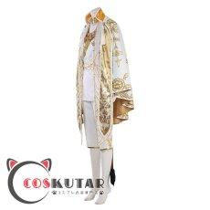画像4: ツイステッドワンダーランド ツイステ ガラクチュール レオナ・キングスカラー コスプレ衣装 (4)