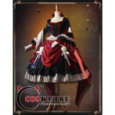 画像2: 第五人格 IdentityV 仲夏茶会 血の女王 マリー コスプレ衣装 (2)
