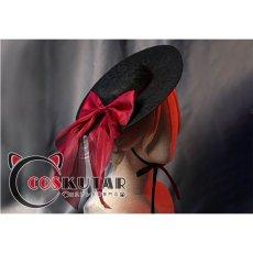 画像17: 第五人格 IdentityV 仲夏茶会 血の女王 マリー コスプレ衣装 (17)
