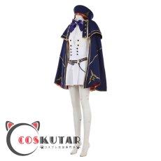 画像4: Fate/Grand Order FGO アルトリアキャスター コスプレ衣装 第二段階 (4)