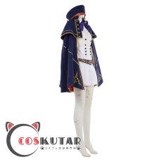 画像3: Fate/Grand Order FGO アルトリアキャスター コスプレ衣装 第二段階 (3)