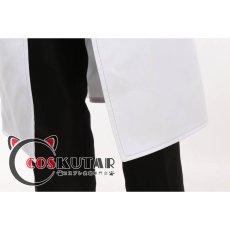 画像11: ツイステッドワンダーランド ツイステ 実験着 トレイ・クローバー コスプレ衣装 (11)