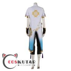画像5: Fate/Grand Order FGO 霊衣:辨天衣 蘭陵王 コスプレ衣装 (5)