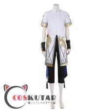 画像2: Fate/Grand Order FGO 霊衣:辨天衣 蘭陵王 コスプレ衣装 (2)