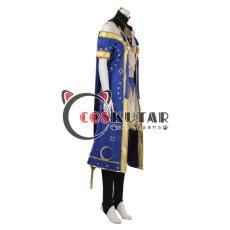 画像3: ツイステッドワンダーランド ツイステ 星送りの衣 イデア デュース トレイ コスプレ衣装 (3)