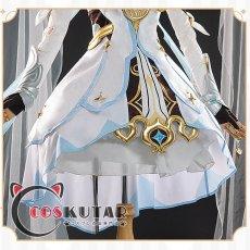 画像8: 原神 Genshin 蛍 主人公 旅人 コスプレ衣装 (8)