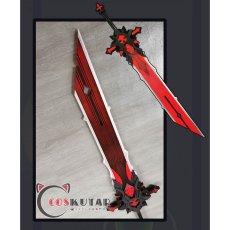 画像3: 原神 Genshin 狼の末路 コスプレ道具 (3)