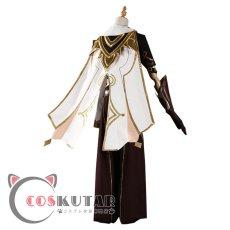 画像3: 原神 Genshin 主人公 空 コスプレ衣装 (3)