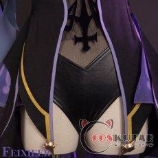 画像17: 原神 Genshin 断罪の皇女 フィッシュル コスプレ衣装 (17)