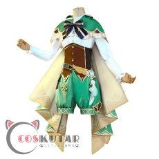 画像2: 原神 Genshin ウェンティ コスプレ衣装 (2)