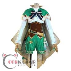 画像3: 原神 Genshin ウェンティ コスプレ衣装 (3)