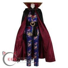 画像2: ツイステッドワンダーランド ツイステ スケアリー・ドレス ヴィル ルーク エペル コスプレ衣装 (2)