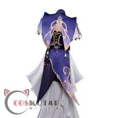 画像4: 原神 Genshin リサ コスプレ衣装 (4)