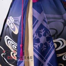 画像12: 原神 Genshin 神里綾華 コスプレ衣装 (12)