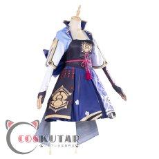 画像3: 原神 Genshin 神里綾華 コスプレ衣装 (3)