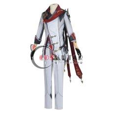 画像1: 原神 Genshin タルタリヤ 公子 コスプレ衣装 (1)