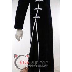 画像11: 呪術廻戦 カンフー服 五条悟 コスプレ衣装 (11)